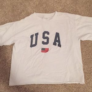 USA Brandy Melville shirt
